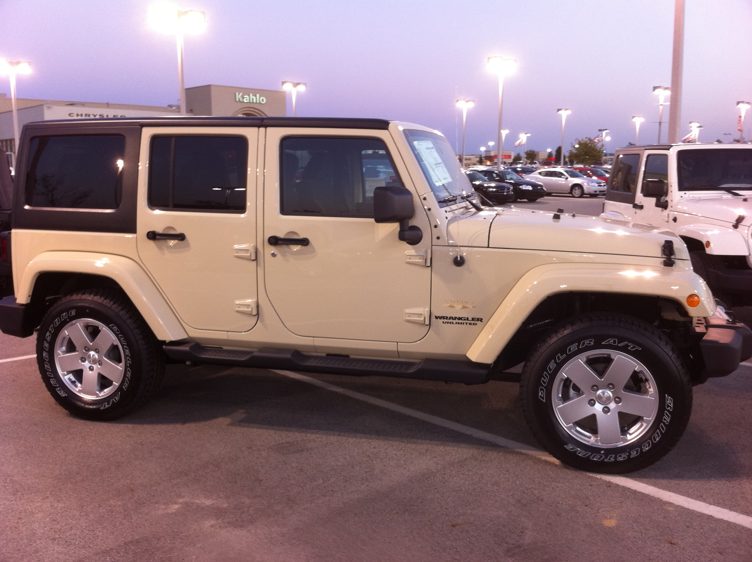 wrangler and the dockside door page attachment fishing boating forum unlimited jeep chat hull truth